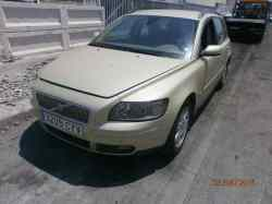 volvo v50 familiar 2.4 cat   (170 cv) B5244S4 YV1MW664242