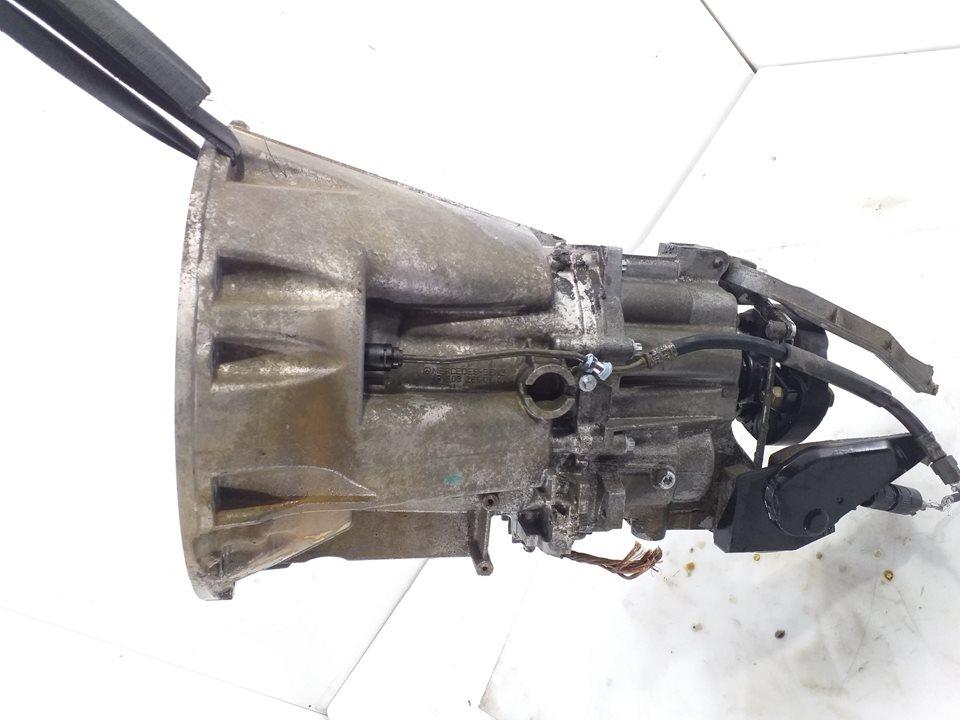 CAJA CAMBIOS MERCEDES CLASE E (W210) BERLINA 280 (210.063)  2.8 V6 18V CAT (204 CV) |   06.99 - 12.02_img_3