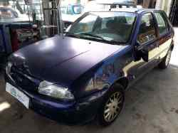ford fiesta berlina quarz  1.25 16v cat (75 cv) 1997-1998 DHA WF0AXXBAHAW