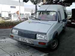 citroen c15 rd familiale  1.8 diesel (161) (60 cv) 1986- D161A VS7VDPG0010