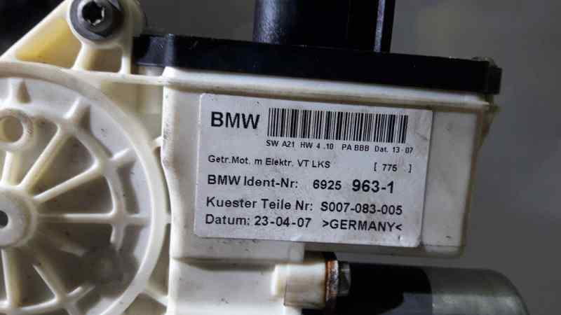ELEVALUNAS DELANTERO IZQUIERDO BMW SERIE X3 (E83) 2.0d   (150 CV)     09.04 - 12.07_img_1