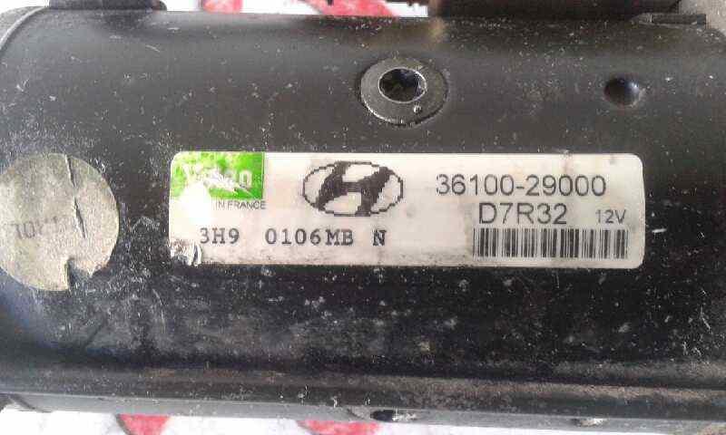 MOTOR ARRANQUE HYUNDAI LANTRA BERLINA (RD) 1.9 Diesel CAT   (68 CV) |   0.98 - 0.00_img_3