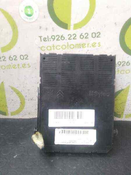 CAJA RELES / FUSIBLES PEUGEOT 307 (S1) XN  1.6 16V CAT (109 CV) |   04.01 - 12.03_img_0