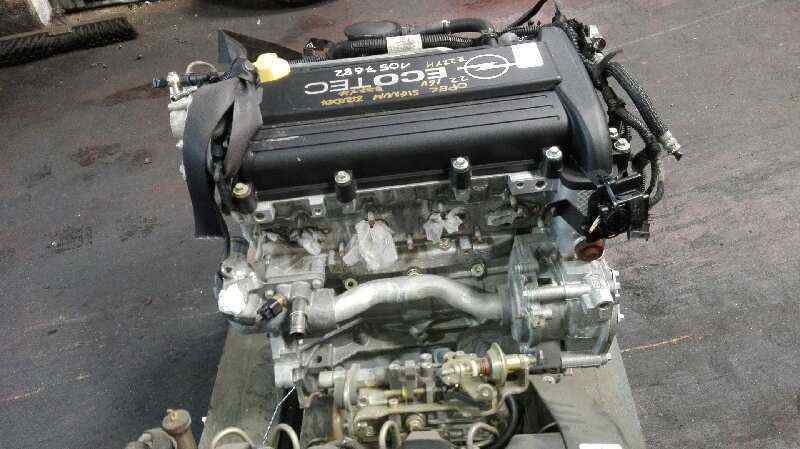 MOTOR COMPLETO OPEL SIGNUM Cosmo  2.2 16V CAT (Z 22 YH / LCH) (155 CV) |   03.03 - 12.05_img_1