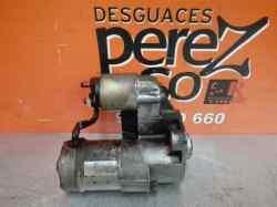 motor arranque opel corsa b eco 1.7 diesel (60 cv) 1997-2000