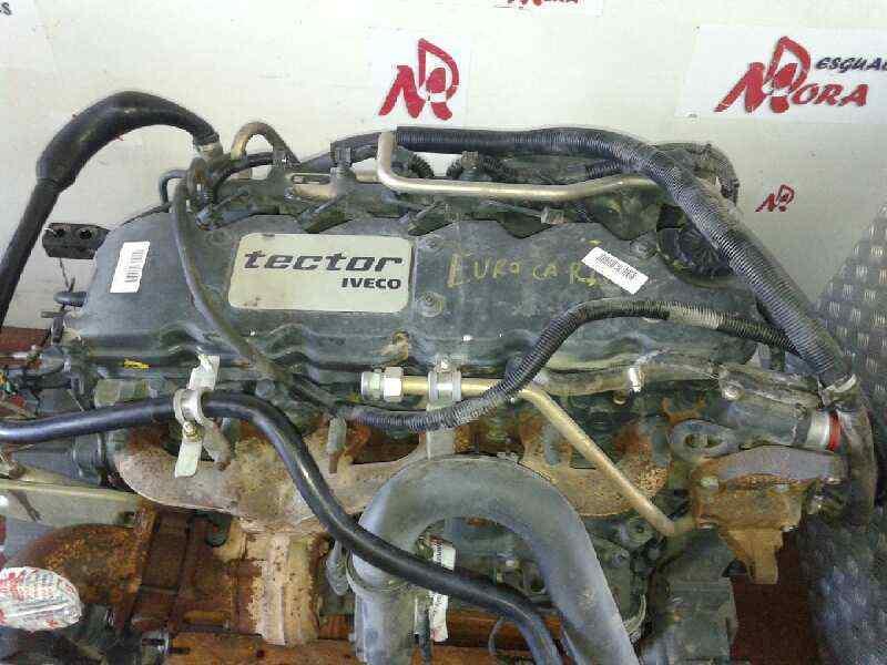 MOTOR COMPLETO IVECO EUROCARGO TECTOR 140E280       ... _img_4