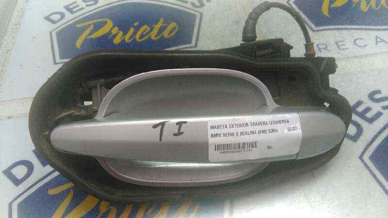 MANETA EXTERIOR TRASERA IZQUIERDA BMW SERIE 5 BERLINA (E60) 530xi  3.0 24V (272 CV) |   03.07 - 12.10_img_0