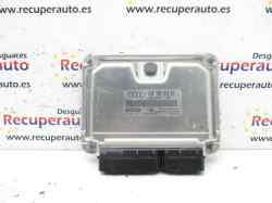 centralita motor uce audi a4 berlina (8e) 1.9 tdi (96kw)   (131 cv) 2000-2004 038906019KA