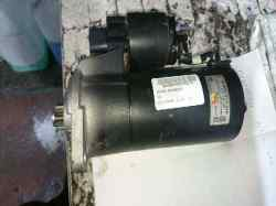 motor arranque skoda felicia combi ( 795) all safe  1.9 diesel cat (64 cv) 1998- 0986018410