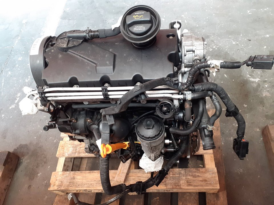 MOTOR COMPLETO SEAT IBIZA (6L1) F.R.  1.9 TDI (131 CV) |   12.03 - 12.08_img_3
