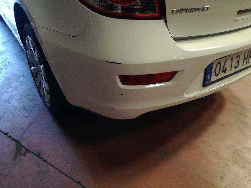 PARAGOLPES TRASERO CHEVROLET CRUZE LT  1.7 Diesel CAT (131 CV)     0.09 - ..._img_1