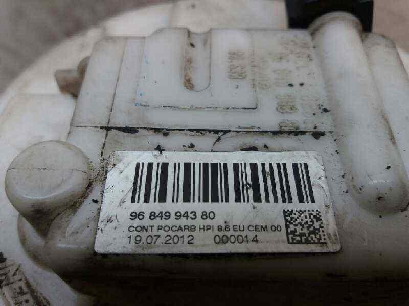 AFORADOR CITROEN C4 GRAND PICASSO Business  1.6 16V (120 CV)     01.09 - 12.12_img_5