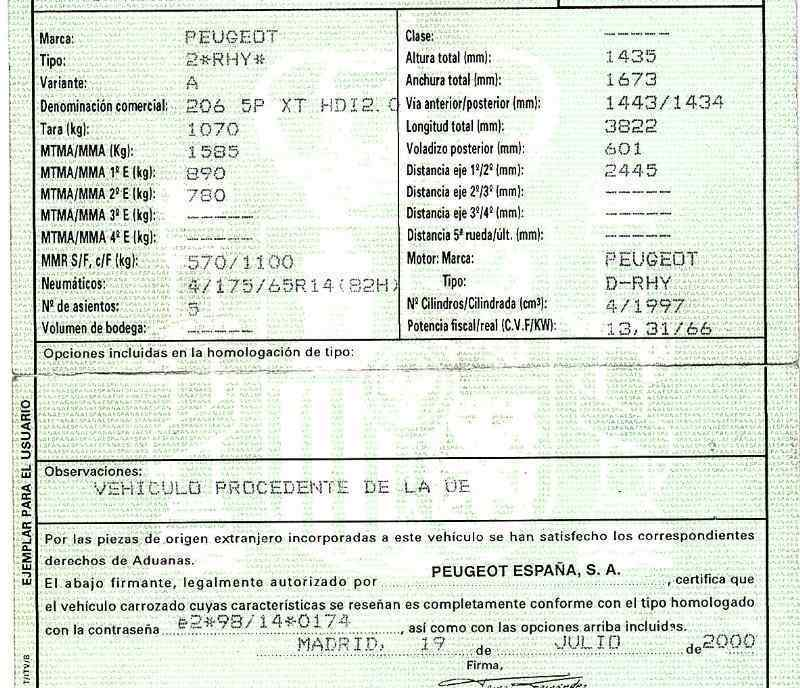 RADIADOR AGUA PEUGEOT 206 BERLINA XT  2.0 HDi CAT (90 CV)     12.99 - 12.05_img_4