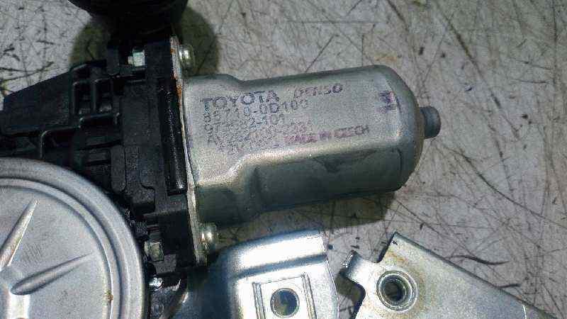ELEVALUNAS DELANTERO DERECHO TOYOTA AURIS Active  1.4 Turbodiesel CAT (90 CV) |   09.12 - 12.15_img_2