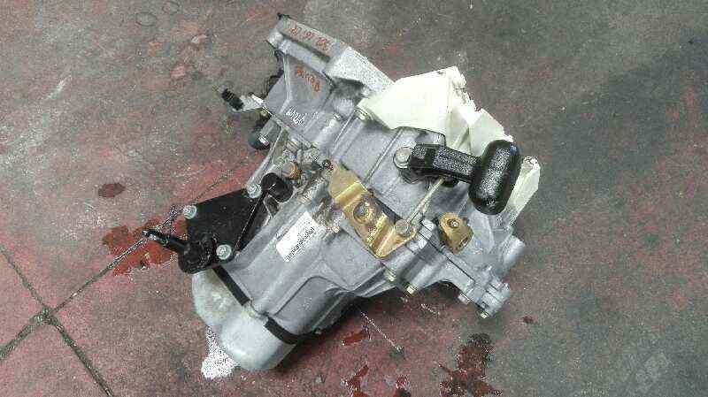 CAJA CAMBIOS PEUGEOT 307 (S1) XN  1.6 16V CAT (109 CV) |   04.01 - 12.03_img_2