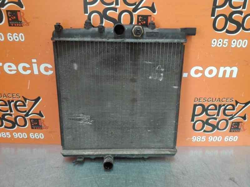 RADIADOR AGUA PEUGEOT 206 BERLINA XR  1.4  (75 CV) |   06.98 - 12.02_img_0