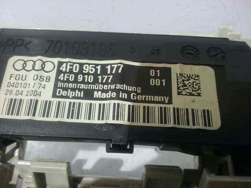 LUZ INTERIOR AUDI A6 BERLINA (4F2) 3.0 TDI Quattro (165kW)   (224 CV) |   03.04 - 12.06_img_4