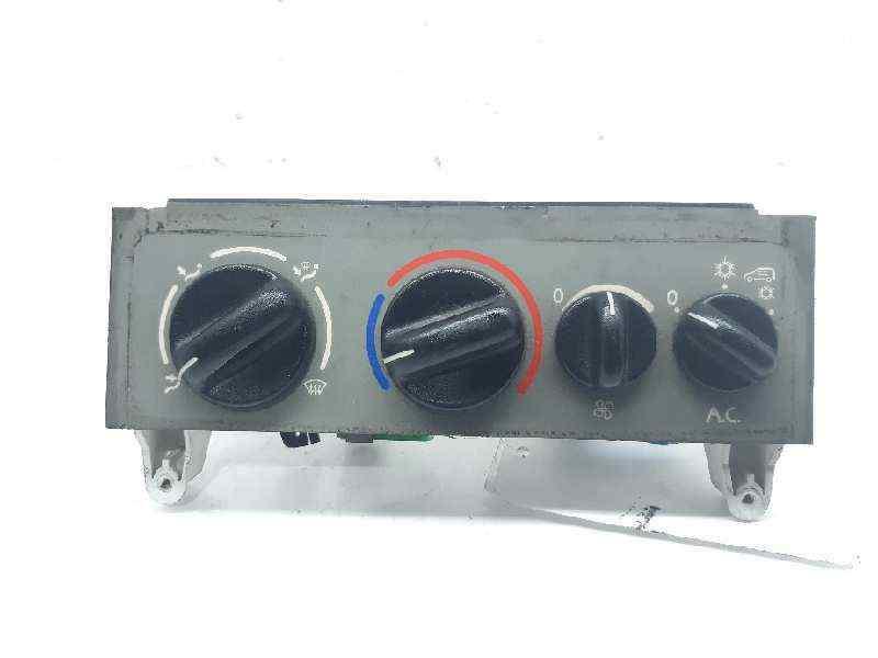 MANDO CALEFACCION /  AIRE ACONDICIONADO NISSAN KUBISTAR (X76) Pro (L1)  1.5 dCi Turbodiesel CAT (65 CV)     0.03 - ..._img_0