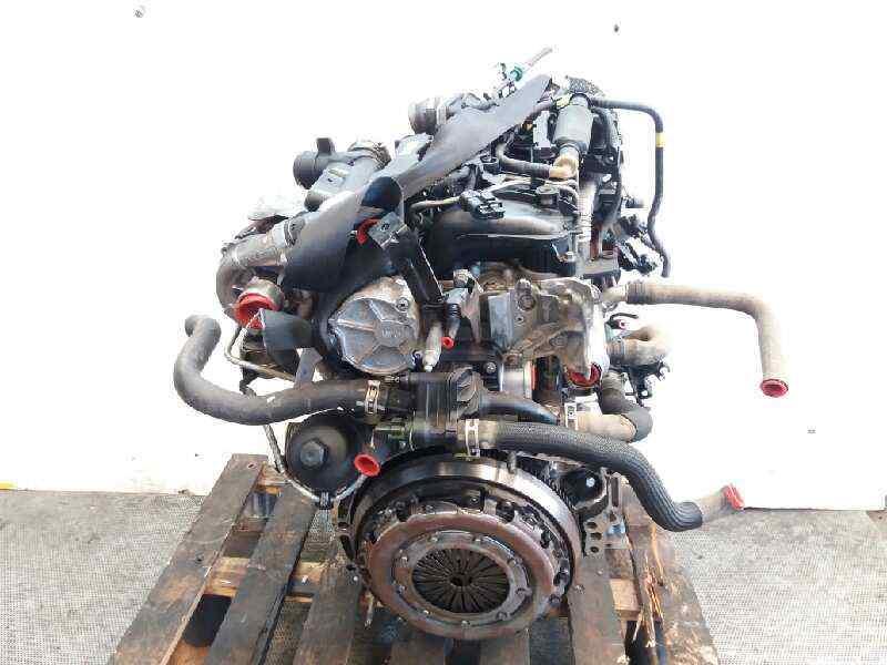 MOTOR COMPLETO CITROEN C5 BERLINA Audace  1.6 16V HDi FAP (109 CV) |   12.07 - 12.08_img_0