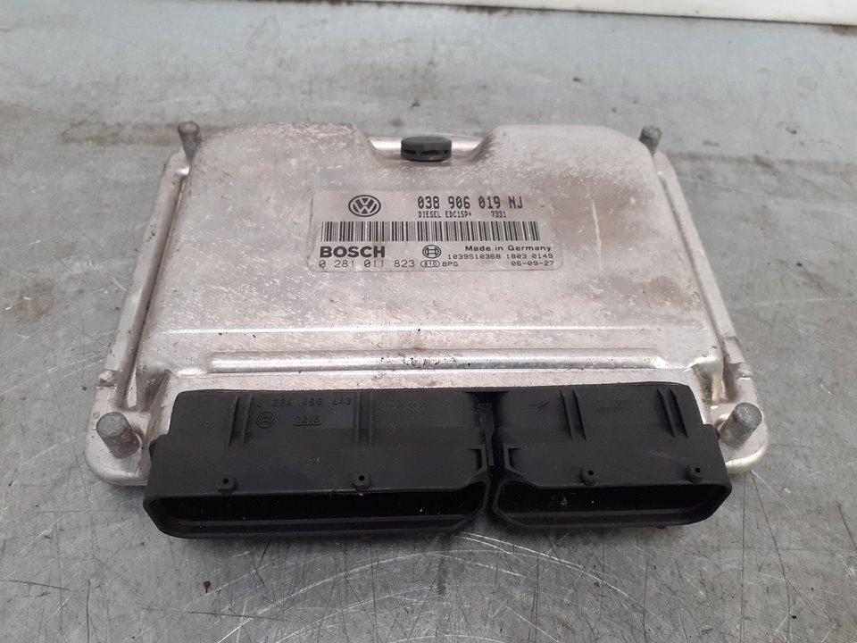 CENTRALITA MOTOR UCE SEAT IBIZA (6L1) F.R.  1.9 TDI (131 CV) |   12.03 - 12.08_img_0
