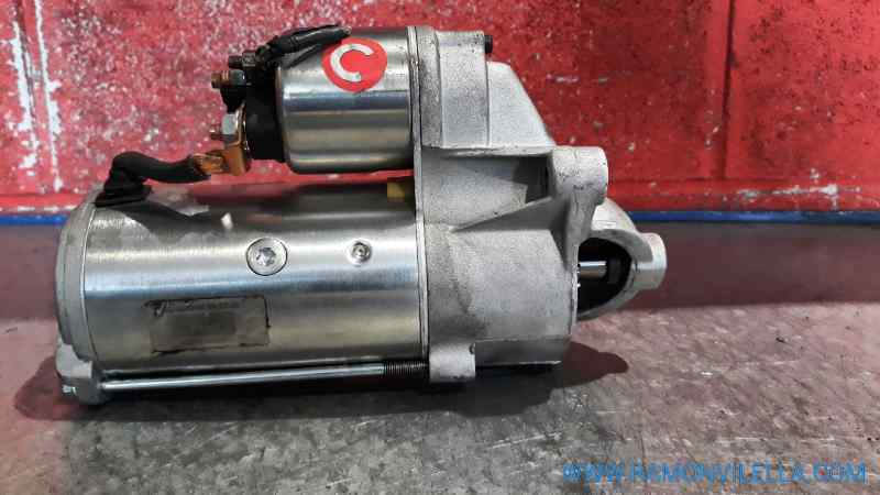 MOTOR ARRANQUE RENAULT MEGANE II CLASSIC BERLINA Confort Authentique  1.5 dCi Diesel (106 CV) |   06.05 - ..._img_0