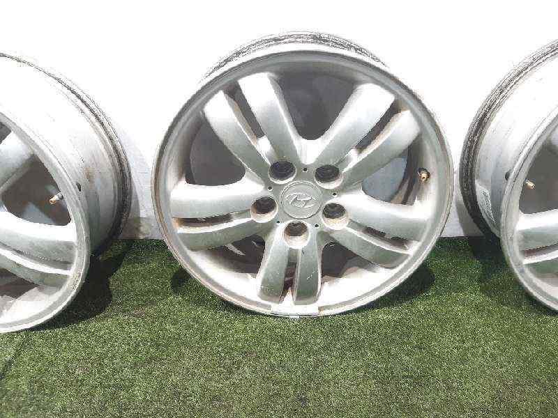 JUEGO LLANTAS HYUNDAI TUCSON (JM) 2.0 CRDi Comfort (4WD)   (140 CV) |   12.05 - 12.08_img_3