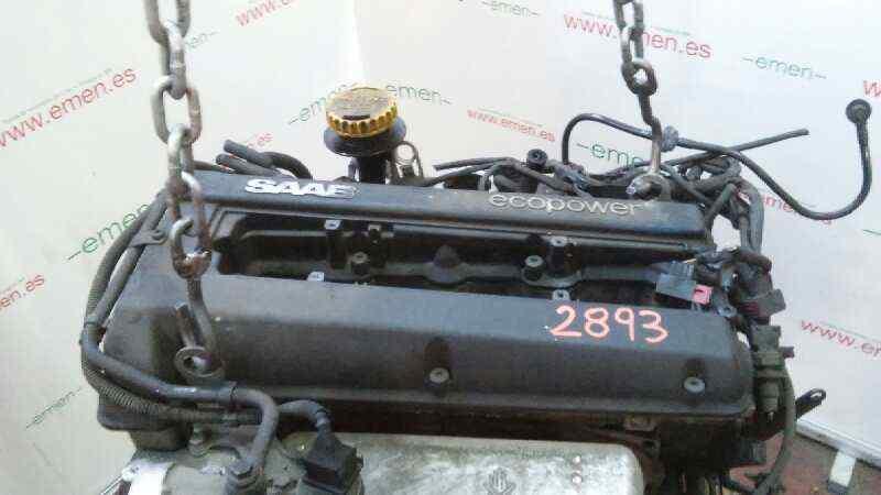 MOTOR COMPLETO SAAB 9-5 SEDÁN 2.0 T S Ecopower   (150 CV) |   01.99 - ..._img_0