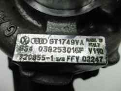 TURBOCOMPRESOR AUDI A3 (8L) 1.9 TDI Ambiente   (131 CV) |   09.00 - 12.03_mini_4