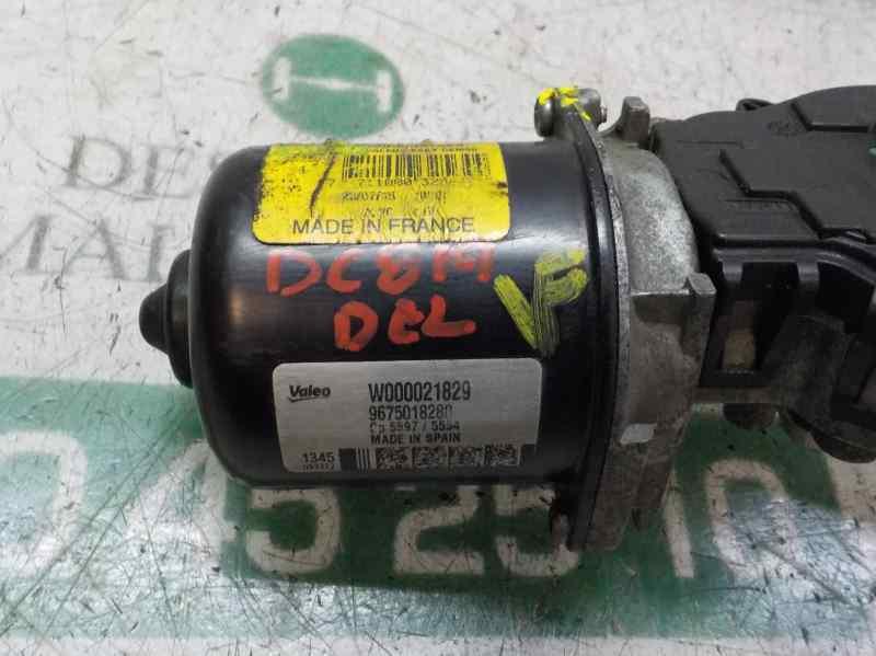 MOTOR LIMPIA DELANTERO CITROEN C-ELYSÉE Exclusive  1.6 16V CAT (NFP / EC5M) (116 CV)     11.12 - 12.15_img_4