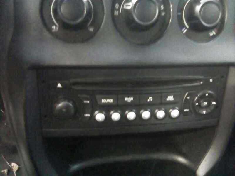 SISTEMA AUDIO / RADIO CD CITROEN C3 Tonic  1.4 HDi FAP (68 CV) |   01.12 - 12.15_img_0