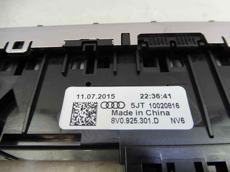 MANDO MULTIFUNCION AUDI A3 SPORTBACK (8VA) Attraction  2.0 16V TDI (150 CV) |   10.12 - 12.15_img_1