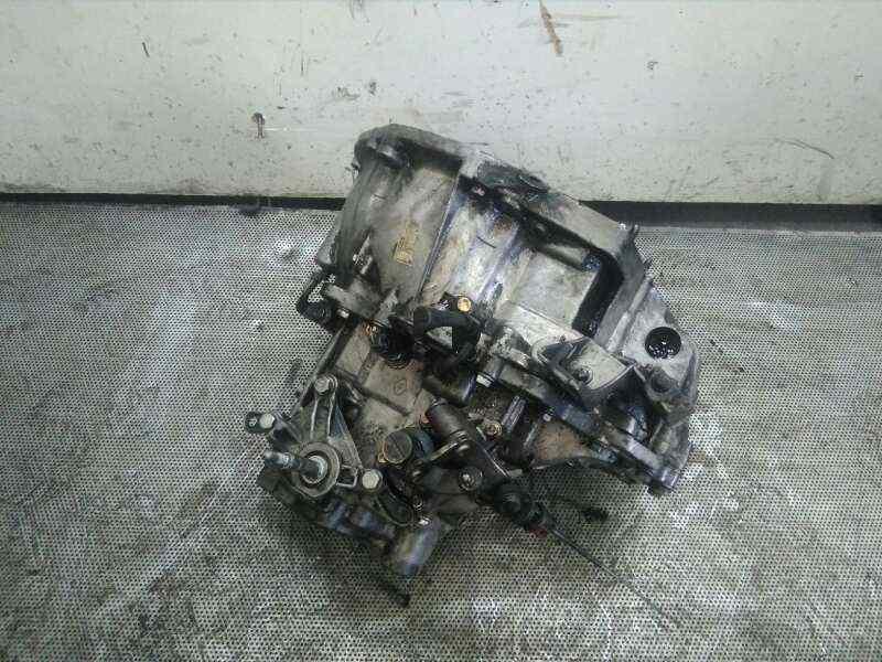 CAJA CAMBIOS RENAULT SCENIC II Grand Confort Authentique  1.9 dCi Diesel (120 CV)     04.04 - 12.05_img_4