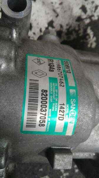 COMPRESOR AIRE ACONDICIONADO RENAULT CLIO II FASE II (B/CB0) Authentique  1.2  (58 CV)     06.01 - 12.08_img_1