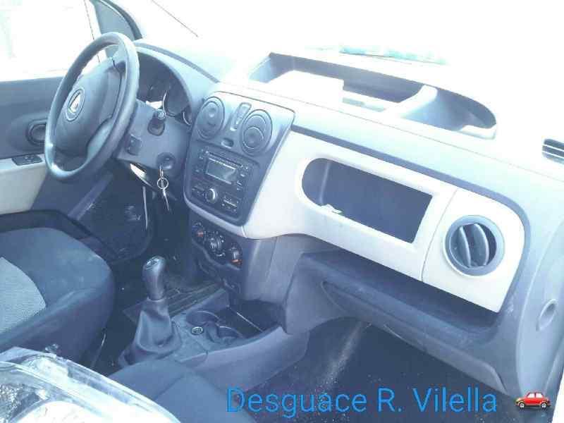 MANDO ELEVALUNAS DELANTERO IZQUIERDO  DACIA DOKKER Ambiance  1.5 dCi Diesel FAP CAT (75 CV) |   10.12 - 12.15_img_4
