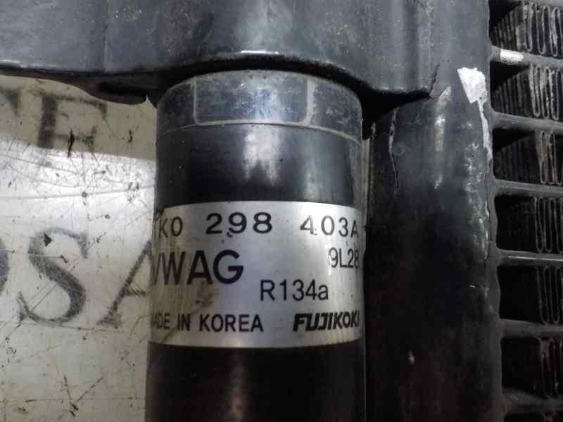 CONDENSADOR / RADIADOR  AIRE ACONDICIONADO VOLKSWAGEN GOLF VI VARIANT (AJ5) Advance  1.6 TDI DPF (105 CV) |   04.09 - 12.13_img_3