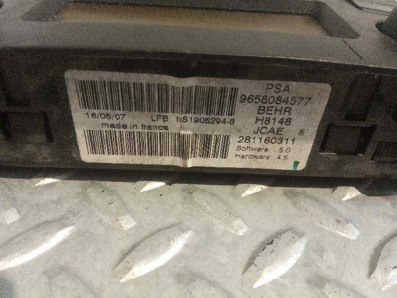 MANDO CLIMATIZADOR CITROEN C4 BERLINA Collection  1.6 16V HDi (90 CV) |   06.04 - 12.08_img_2