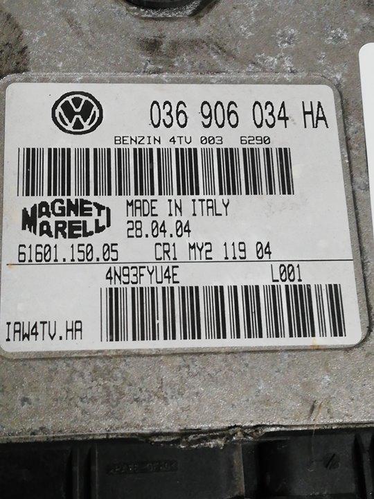 CENTRALITA MOTOR UCE SEAT CORDOBA BERLINA (6L2) Fresh  1.4 16V (75 CV) |   12.03 - 12.04_img_1