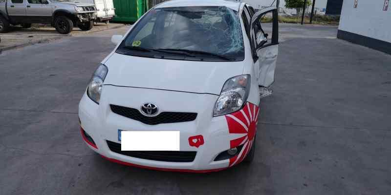LLANTA TOYOTA YARIS Connect  1.4 Turbodiesel CAT (90 CV) |   01.11 - 12.11_img_5