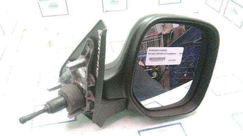 RETROVISOR DERECHO PEUGEOT PARTNER (S1) Combispace  1.9 Diesel (69 CV) |   07.96 - 12.02_img_0