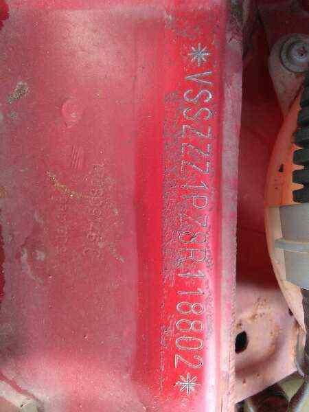 BRAZO SUSPENSION INFERIOR DELANTERO DERECHO SEAT LEON (1P1) Sport Limited  1.9 TDI (105 CV)     01.07 - 12.09_img_4