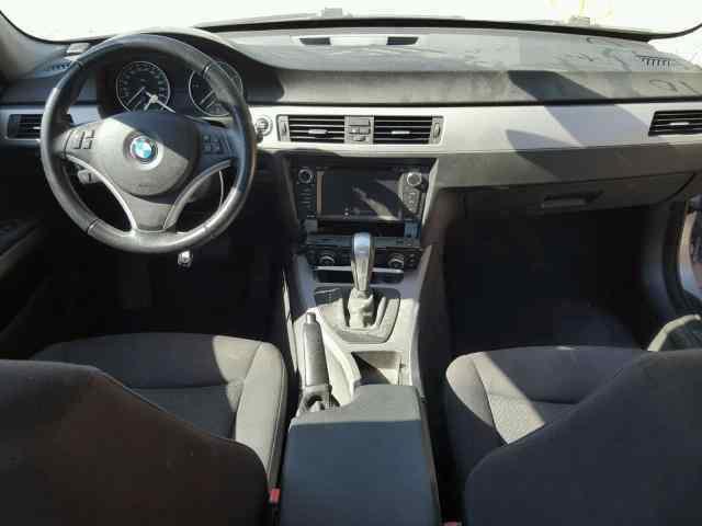 CINTURON SEGURIDAD DELANTERO IZQUIERDO BMW SERIE 3 BERLINA (E90) 320d  2.0 Turbodiesel CAT (177 CV) |   09.07 - 12.10_img_8