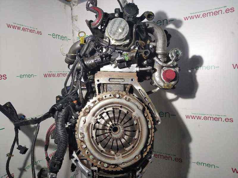 MOTOR COMPLETO RENAULT CLIO III Authentique  1.5 dCi Diesel CAT (86 CV) |   01.07 - 12.10_img_4