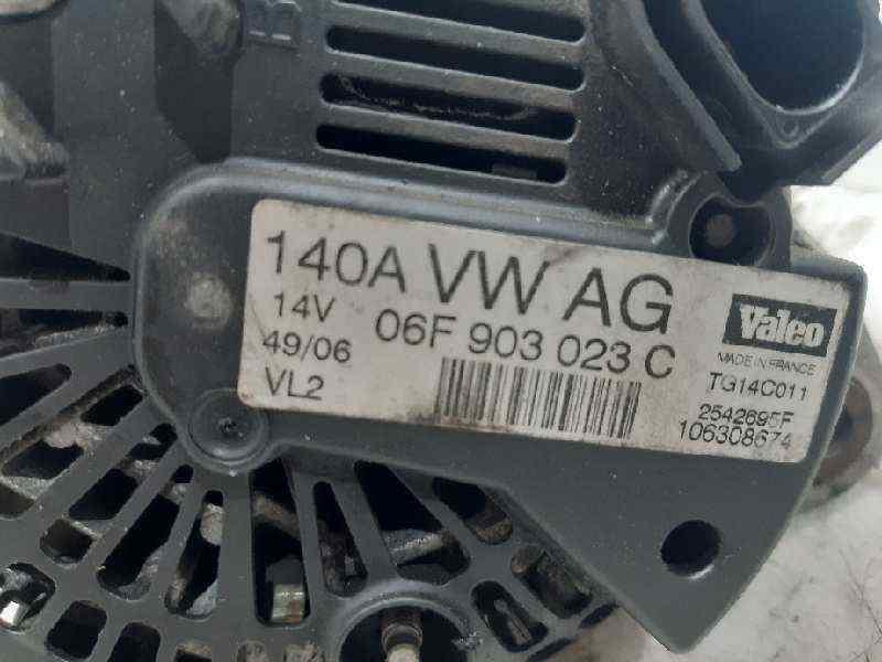 ALTERNADOR VOLKSWAGEN SHARAN (7M6/7M9) Advance  2.0 TDI (140 CV) |   11.05 - 12.10_img_3