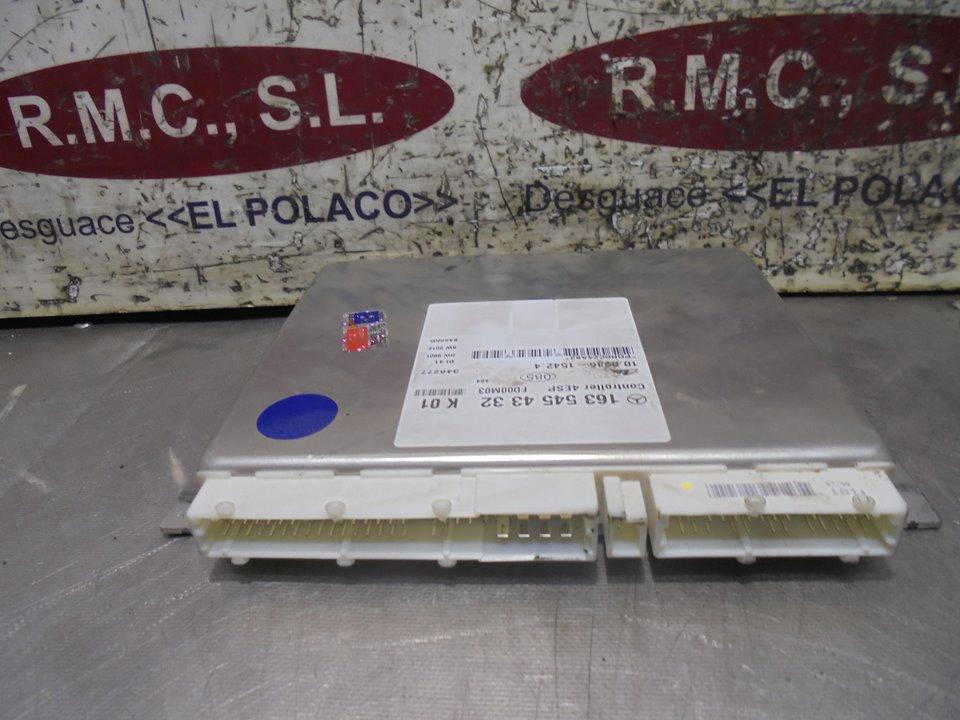CENTRALITA ABS MERCEDES CLASE M (W163) 270 CDI (163.113)  2.7 CDI 20V CAT (163 CV)     09.99 - 12.05_img_0