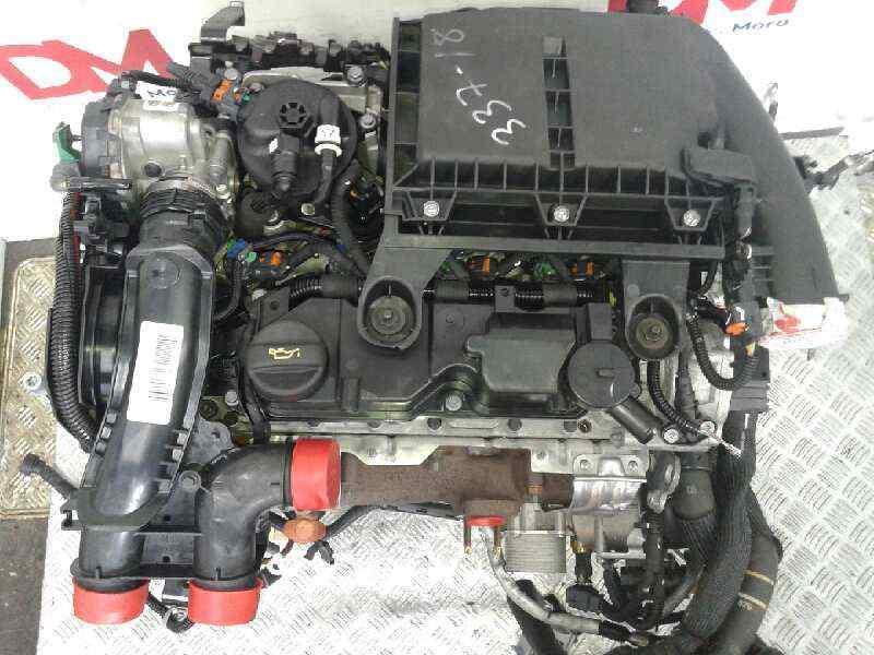 MOTOR COMPLETO CITROEN C4 LIM. Feel  1.6 Blue-HDI FAP (120 CV) |   ..._img_4
