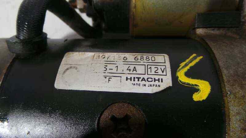 MOTOR ARRANQUE OPEL MONTEREY LTD  3.1 Turbodiesel (114 CV) |   0.92 - ..._img_3
