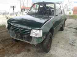 peugeot 205 berlina 1.8 d generation   (58 cv) 1995-1998 A9A VF320CA9225