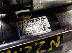 MOTOR ARRANQUE HONDA CIVIC BERLINA 5 (FK) 2.2 i-CTDi Comfort   (140 CV) |   09.05 - 12.12_mini_3