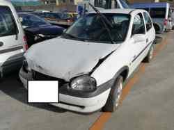 opel corsa b edition 2000  1.7 diesel (60 cv) 1999-2000 X17D W0L0SBF08Y4