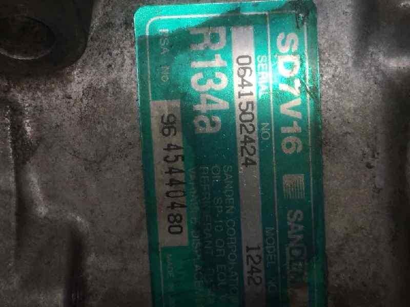 COMPRESOR AIRE ACONDICIONADO CITROEN XSARA PICASSO 1.6 HDi 110 SX Top   (109 CV)     03.04 - 12.06_img_2